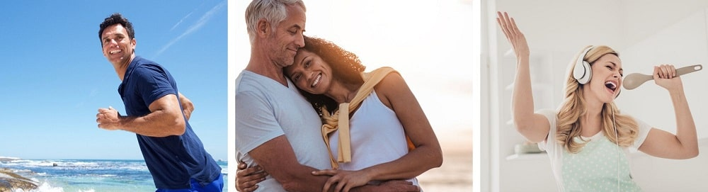 Areas that of Low Testosterone Affects - Relationship, Mood & Emotions, Body & Mind