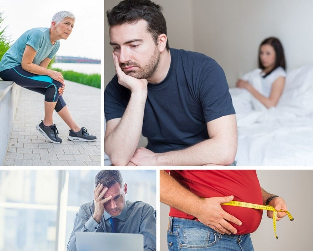 Symptoms and Impact of Low Testosterone in Adults