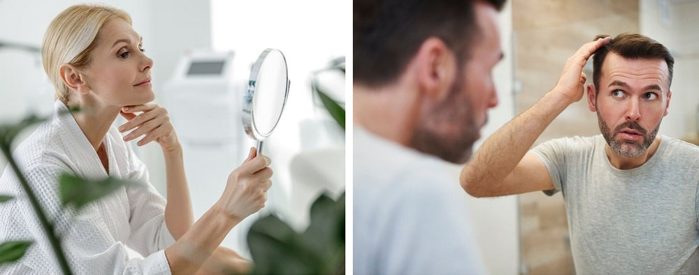 Growth Hormone And Aging - Skin and Hair