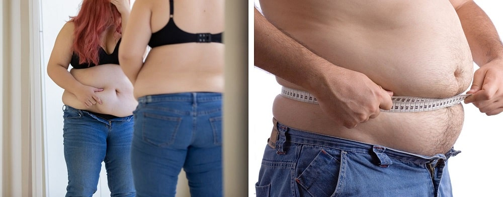 Hormonal Belly Fat or Abdominal Fat
