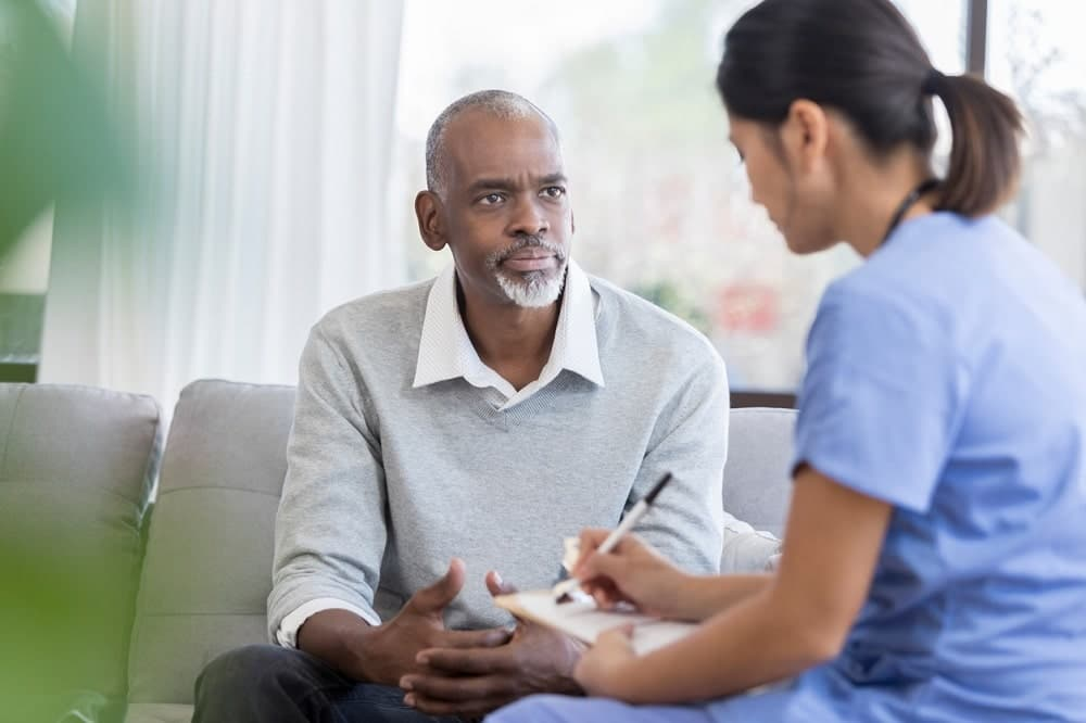 Common Concerns About Therapy - Talking with a doctor