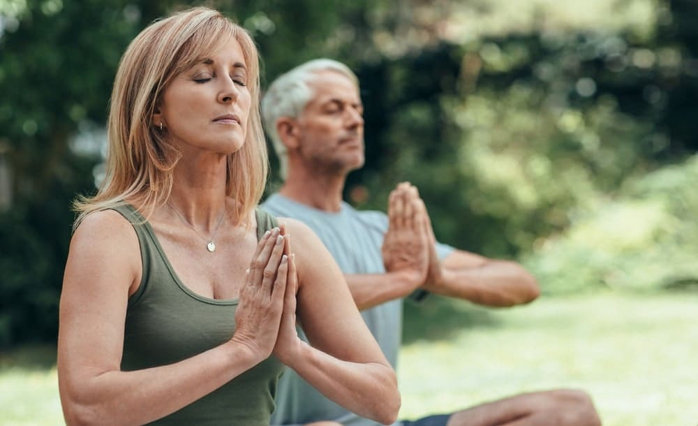 Meditation for Calming the Hormone System