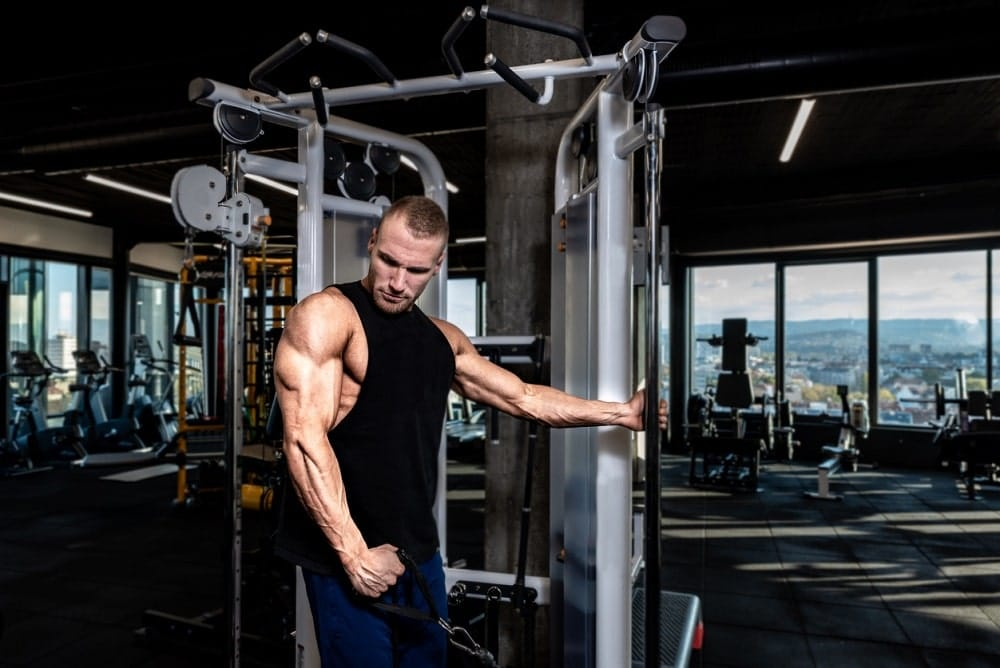 Testosterone Enanthate Injections Benefits - Improving muscle mass