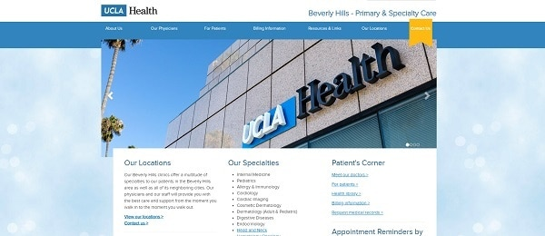 Ucla Beverly Hills - Primary & Specialty Care